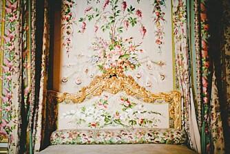 MARI ANTOINETTE SI SENG: - Eg låg i soveposen og las ein biografi om Marie Antoinette og drøymte om ei tid før internett.