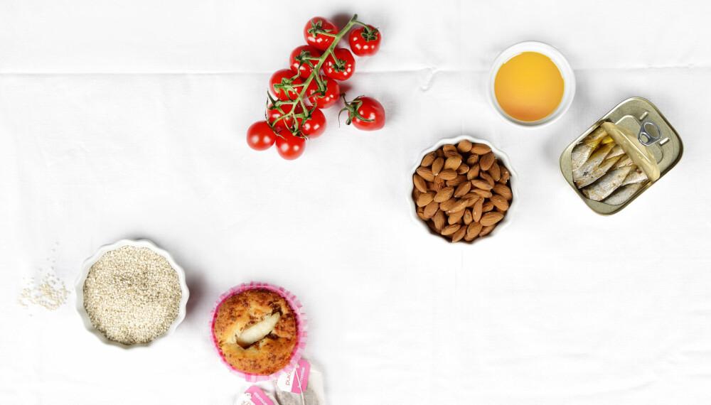 SUPERMATPAR: Disse matparene kan faktisk gjøre deg sunnere om du kombinerer dem!