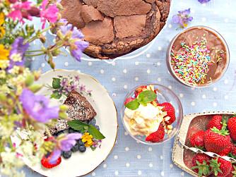 ETTER MIDDAG: ..eller før. Disse dessertene kan du spise hele døgnet.