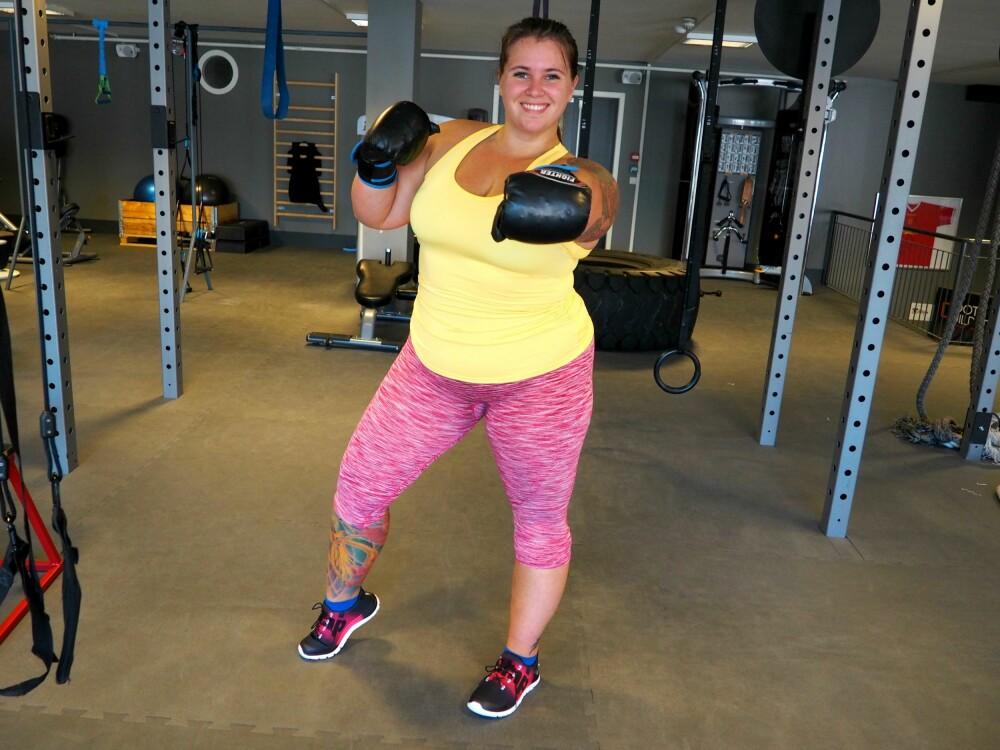 TRENINGSGLEDE: Fokuser på å trene, spise sunt, men variert og bevege deg, og ikke glem å gjøre ting som faktisk gjør deg glad!