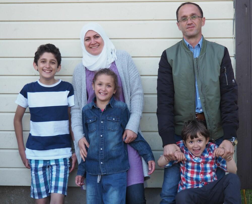 ØNSKET SEG TIL NORGE: - Jeg visste at i Skandinavia var det fokus på menneskerettigheter og at barn ble respektert. Dere er et moderne folkeslag, mener Talal.