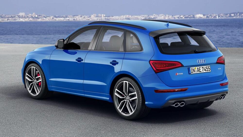 SUV: Audi SQ5 TDI plus. FOTO: Produsentq
