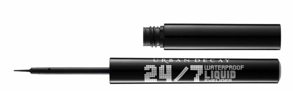PRODUKTTIPS - VANNFAST EYELINER: Glide On Waterproof Liquid Eyeliner fra Urban Decay, kr 150.