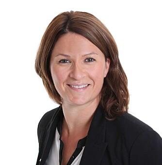 LEDER: På jobben til Miriam Veronica Csango-Yaacov i Kelly Services både feirer de og diskuterer høylytt.