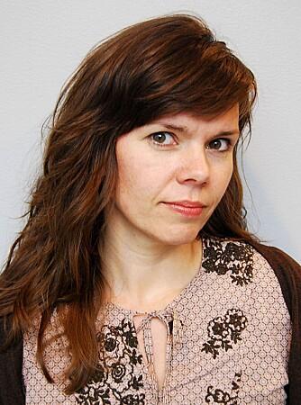 SOSIALE MEDIER: Bente Kalsnes er stipendiat ved Universitetet i Oslo.