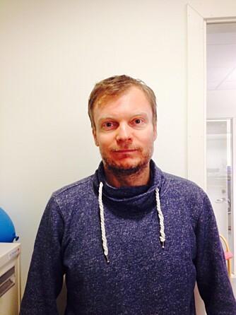 PSYKOLOGSPESIALIST: Arve Bjelland Grov, Homansbyen Familievernkontor i BUF-etat.