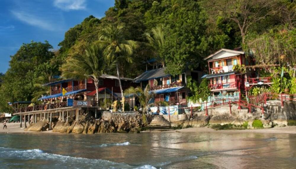 IDYLLISK: Hva med å flytte hele barselpermisjonen til Thailand? Det er lettere å finne roen her på den avsidesliggende øya Koh Chang, for eksempel.