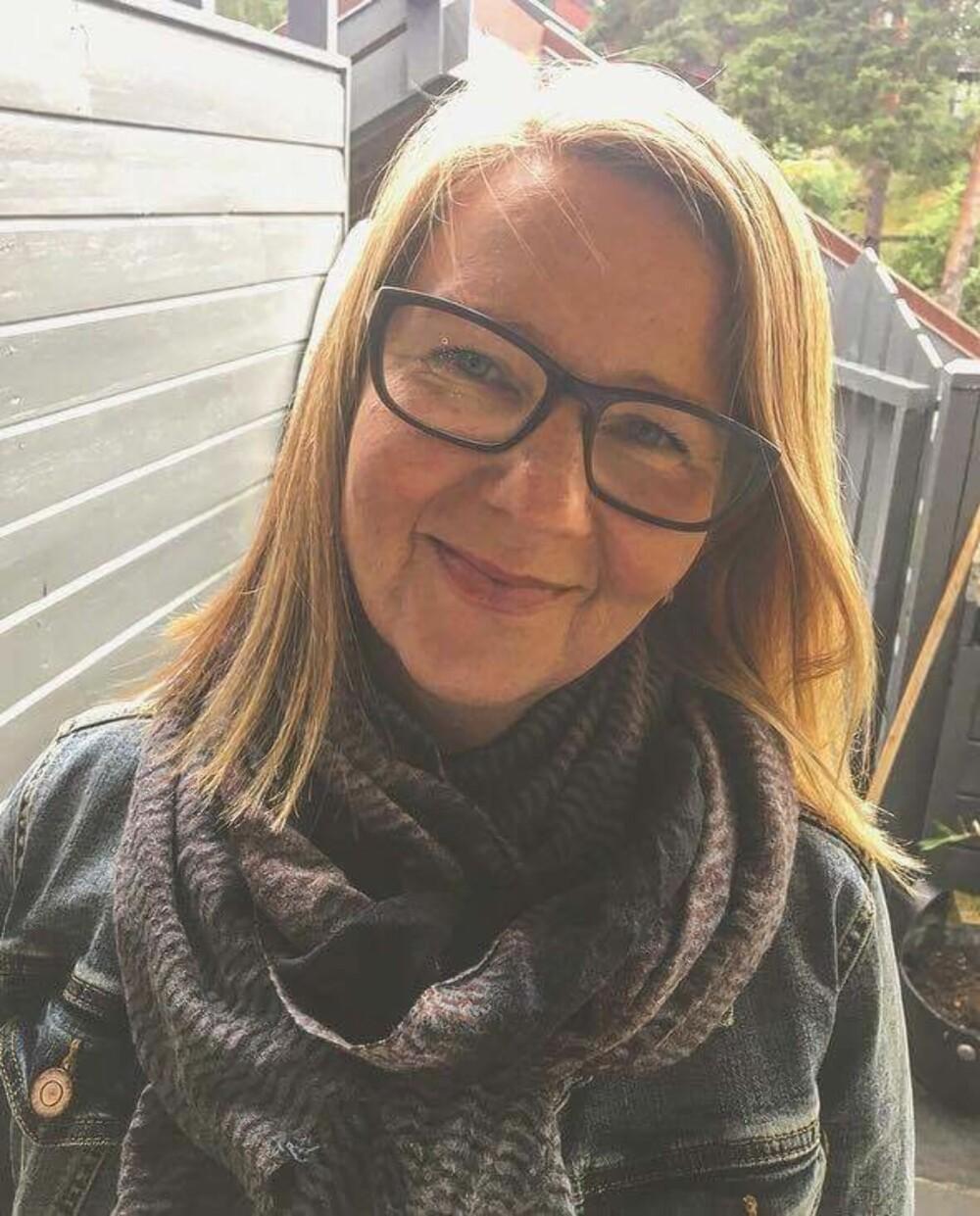 Merete Sivertsgård pedagog i Ellingstad barnehage på Nesodden. Foto: Privat.