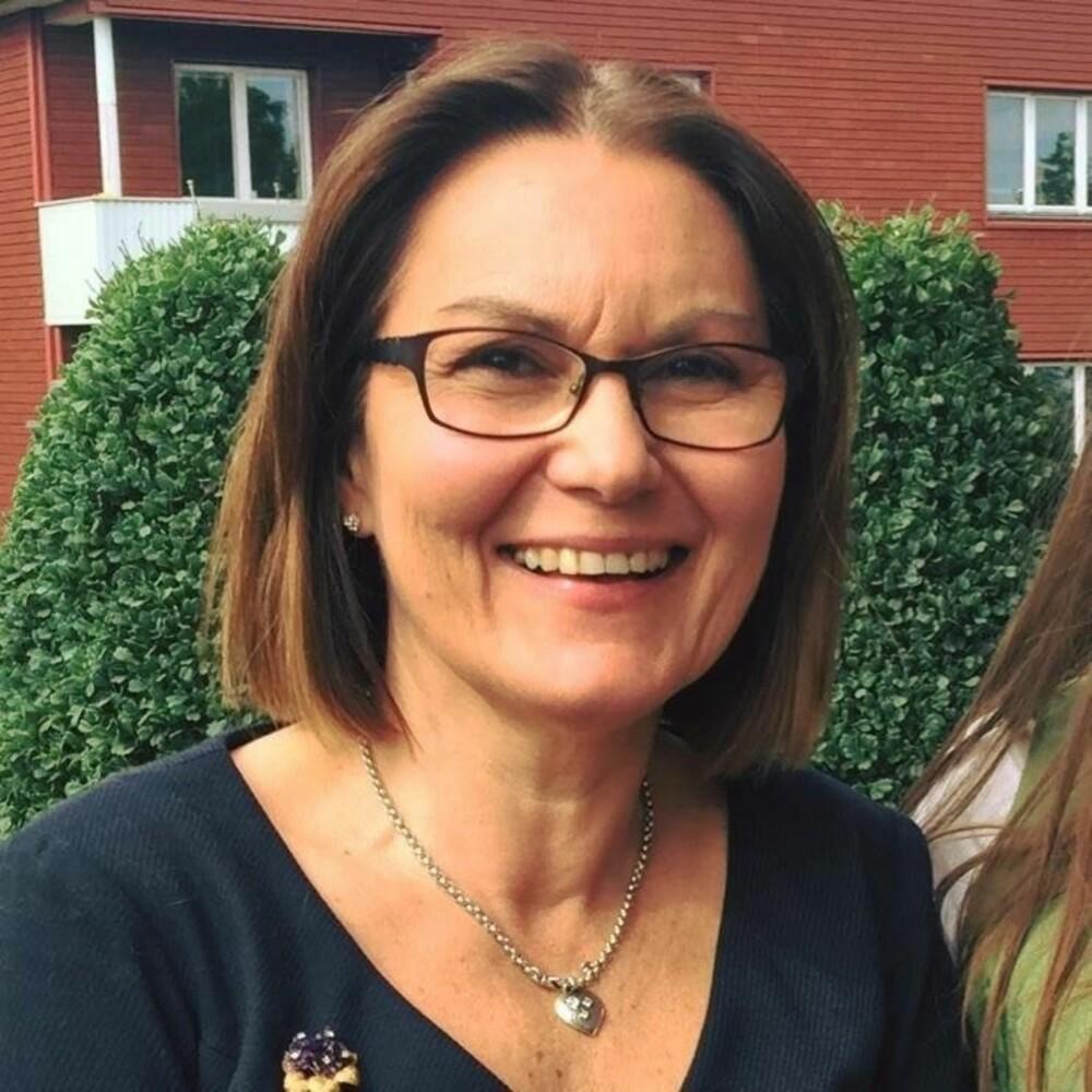 Elna Thurmann-Nielsen, spesialpedagog på barneavdelingen for nevrofag ved Rikshospitalet. Foto: Privat.