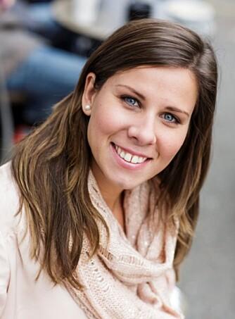 Maren Kvalvaag hos SomeBody.no har mastergrad i samfunnsernæring. Foto: Privat