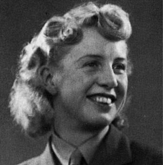 DOBBELTLIV: Karin-Lise Elstad Elstrand var agent for Etterretningstjenesten Zero-gruppen.