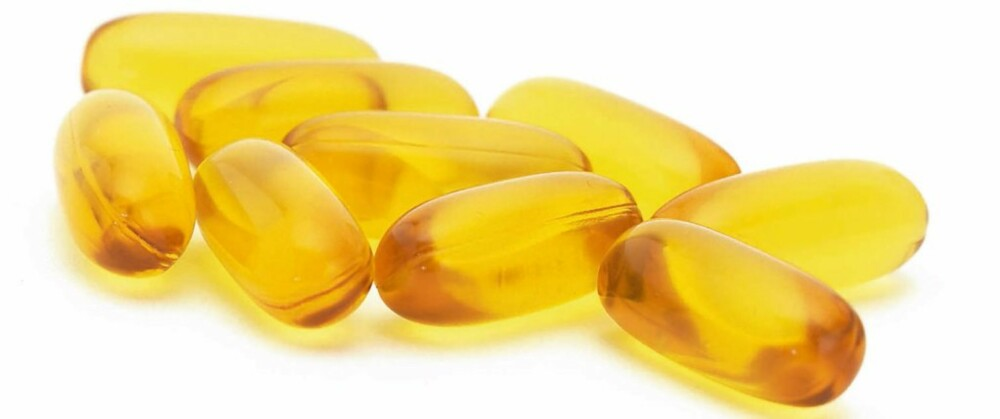 FETT ER BRA: Fettsyrer er viktig for alle celler i kroppen. Dette er Efamol Nattlysolje, og koster kr 315 for 120 kapsler.