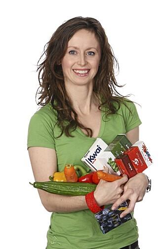 ERNÆRINGSBIOLOG: Lise von Krogh gir Klikk-leserne en innføring i de forskjellige slankekurene som finnes.