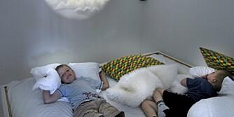 AVSLAPPING: Ikke alle barnehager har avslappningsrom.