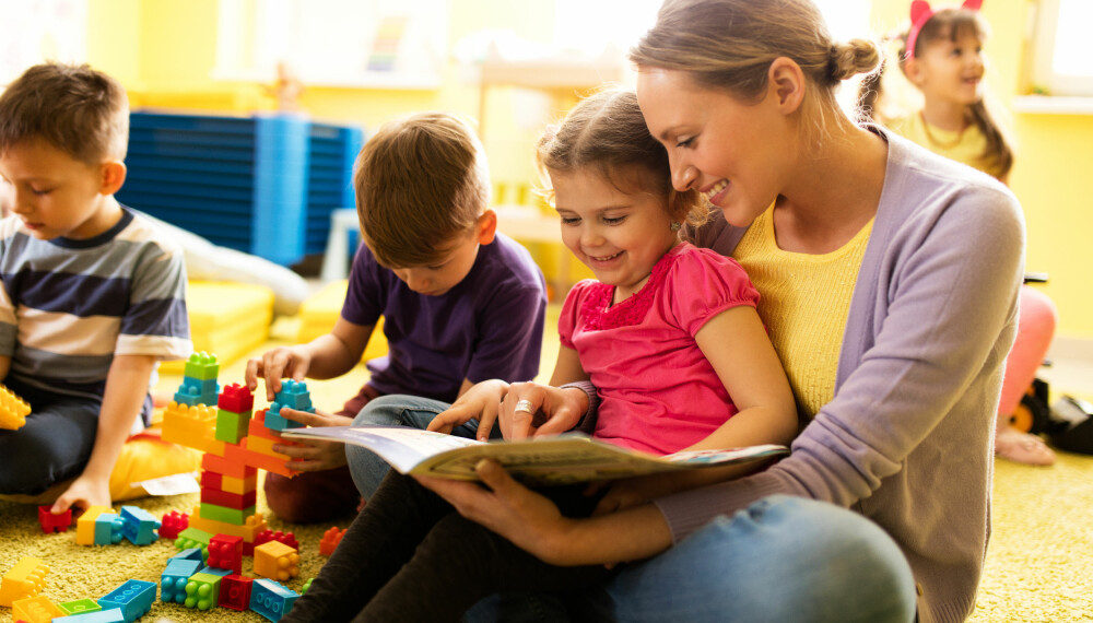 TILVENNING I BARNEHAGEN: Slik gjør dere tilvenningen i barnehagen enklest mulig.