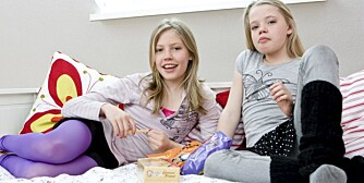 INNSATS: Skal man ha kontroll på hva barna spiser etter skoletid, krever det litt innsats fra foreldre.