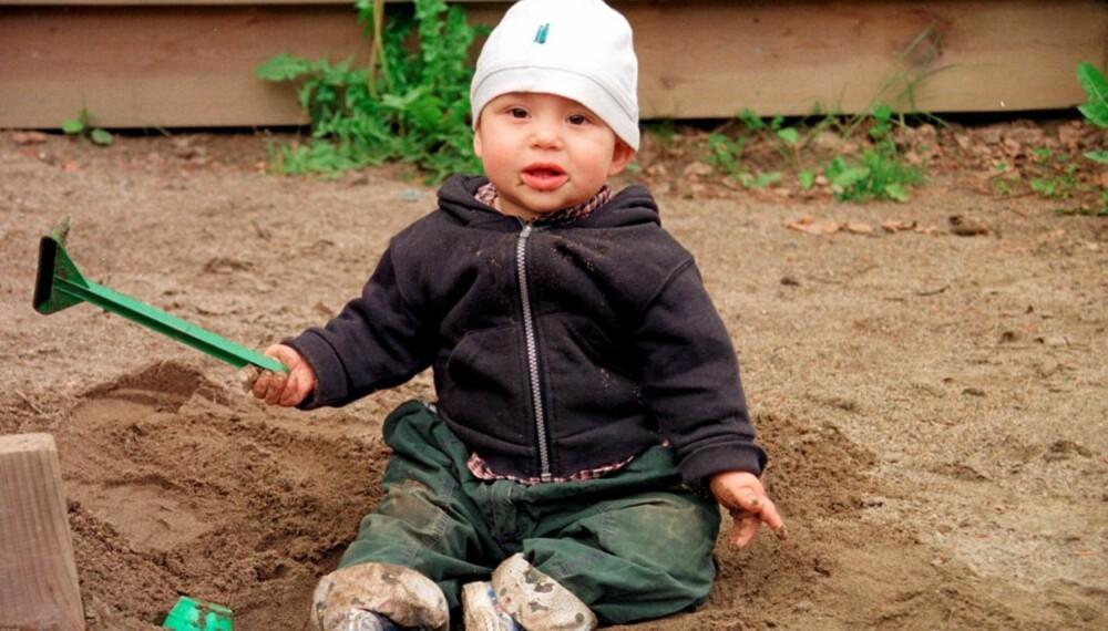 41919574 DEBATT: At barn får et utviklingsmessig fortrinn hvis de begynner tidlig i  barnehagen, er
