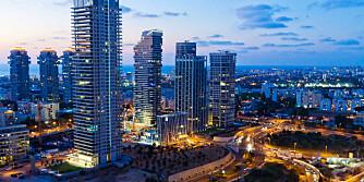 TEL AVIV: Denne byen sammenlignes med New York City. Hit reiser du for å oppleve det kuleste nattelivet og en haug med spennende restauranter.