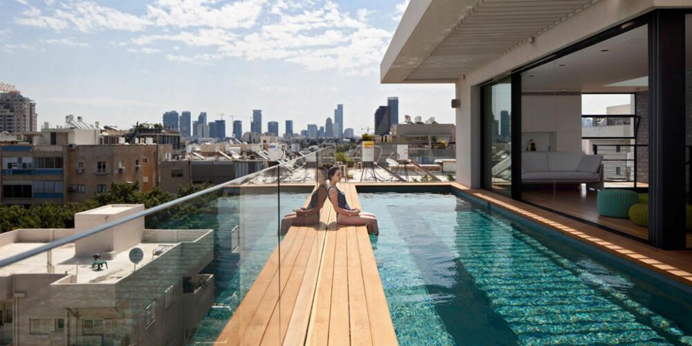 TRENDY: Tel Aviv er en trendy storby som egner seg ypperlig for en langhelg.