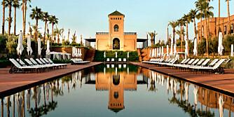 MARRAKECH: Eksotiske Marrakech har mye å by på: Lekre hoteller, spennende markeder, sterk mat og het sol.