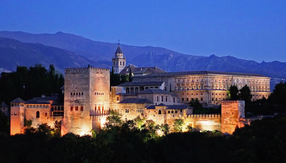 GRANADA: Spania er så langt mer enn Barcelona og Costa del Sol. Utforsk vakre Granada og la deg forføre av byens spennende historie.