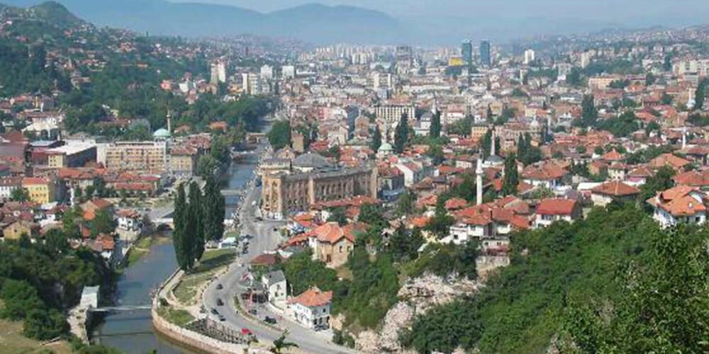 SARAJEVO: Denne byen har begynt å finne sin helt egen sjarm og nattelivet sies å være noe å skrive hjem om.