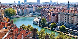LYON: Vi elsker Frankrike, nå er det på tide å oppdage også denne byen.