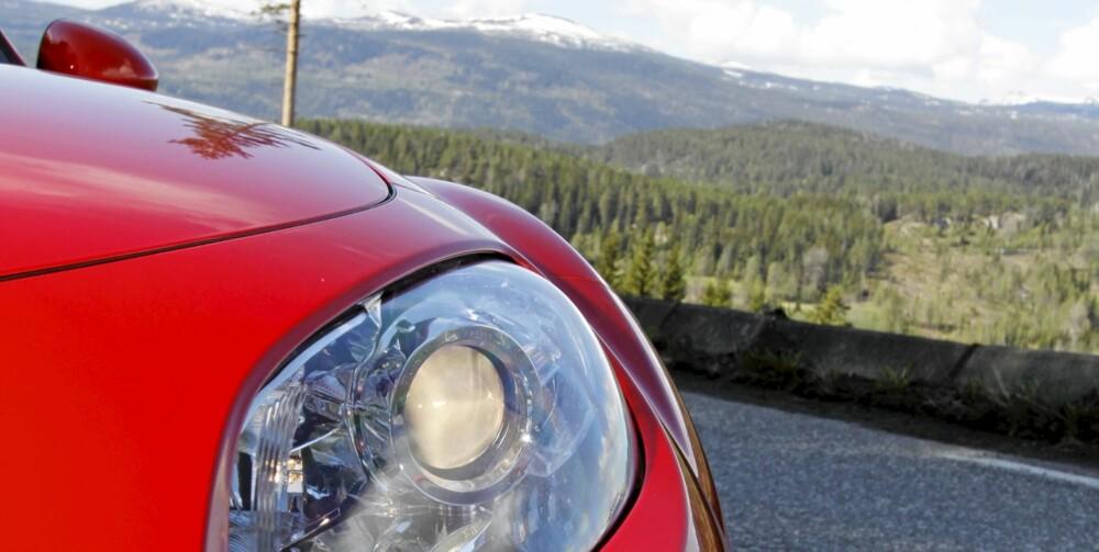 Langtest Mazda MX-5 20th anniversary Telemark