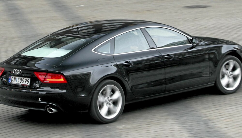 Audi A7 Sportback 3,0 TDI quattro
