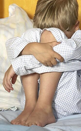 IKKE I FORM: Har barnet nedsatt allmenntilstand, bør det bli hjemme.