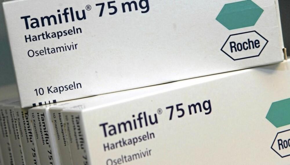 TAMIFLU: Usikker på hva Tamiflu egentlig er? Vi gir deg informasjonen du trenger for å bli litt klokere på den mye omtalte medisinen.