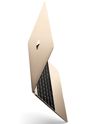 TASTER: Meningen om det nye tastaturet på Apple Macbook 2015 er delte.