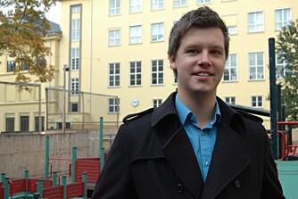 CARL FREDRIK RIISE: Seniorrådgiver for Likestillings- og diskrimineringsombudet.