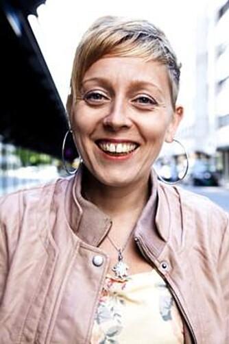 FIKK KREFT: Jeanette Hoel