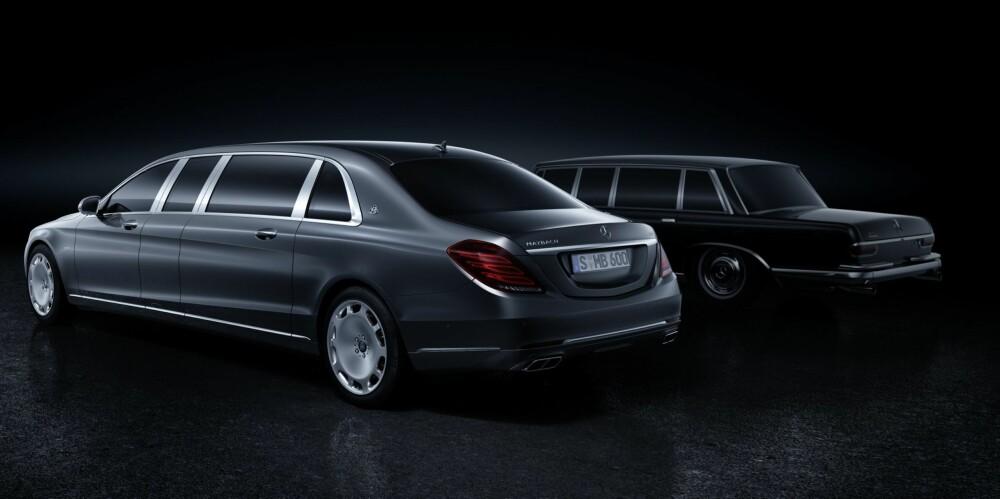 FLOPPEN: Fra 2002 til 2011 bygde Daimler luksusbiler under navnet Maybach, men salget gikk for trått til at Maybach kunne fortsette som et eget merke med egne modeller. Maybach ble bilene Mercedes-folk ikke ville snakke særlig mye om.