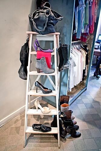SHOPPING I STOCKHOLM: Beyond Retro har flere butikker i Stockholm, og er en soleklar bruktfavoritt, med sitt rimelige, enorme utvalg.