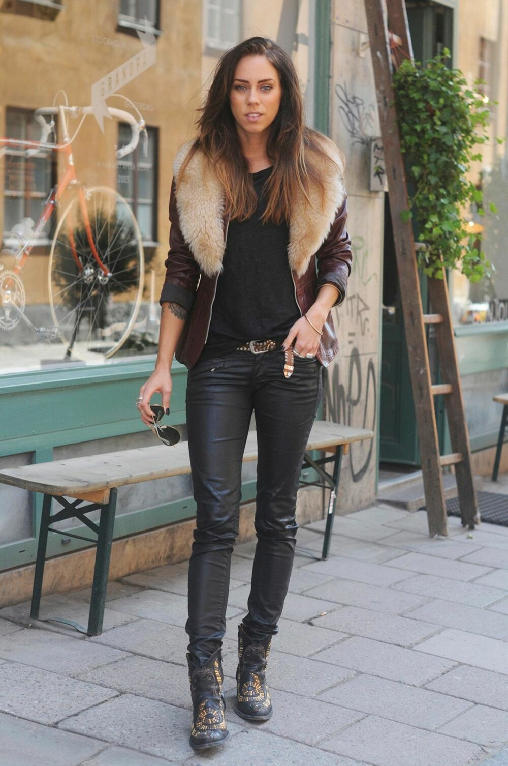 AMANDA I STOCKHOLM: Designer og selger, amandamalm.com / @thevintagea