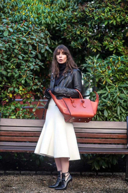 IRINA LAKICEVIC: Er tannlege, stylist og blogger.