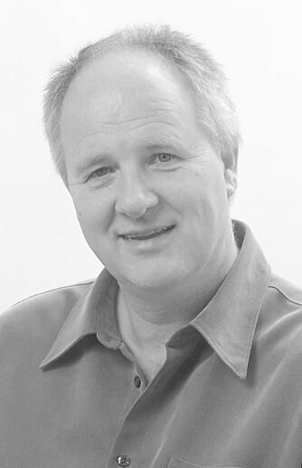 ANDERS SKUTERUD: seniorrådgiver i Norsk Psykologiforening.