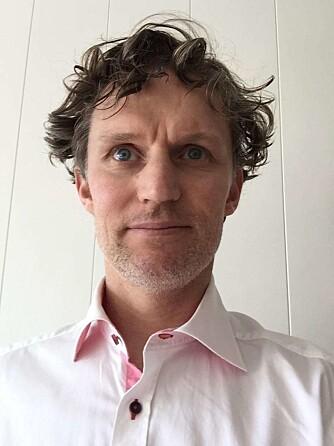 Idrettsfysiolog ved seksjon for fysisk prestasjonsevne ved Norges Idrettshøgskole, Matthew Spencer. FOTO: Privat