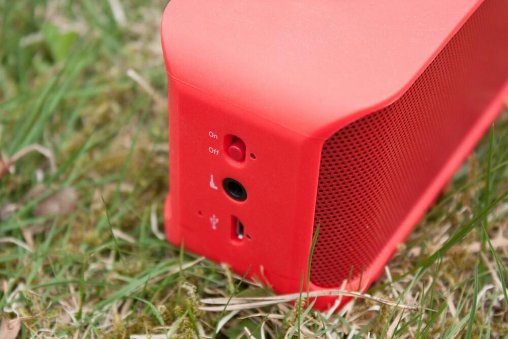 PEN: Jabra leverer høy kvalitet, et pent desing og bra portabilitet.