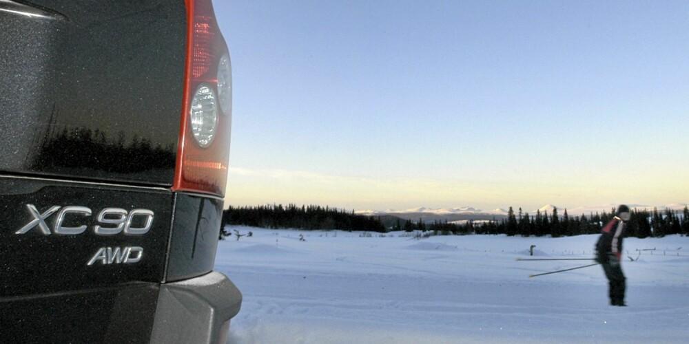 Volvo XC90 2,4D 2003