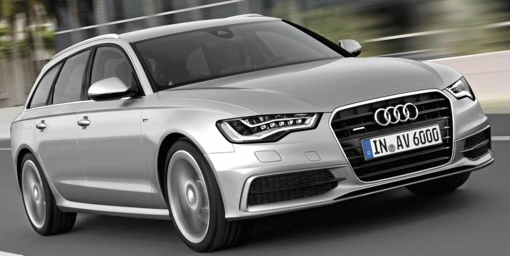 BESTSELGEREN: Den mest populære kombinasjonen vil i følge importøren være 163 hk og trinnløst automatgir.