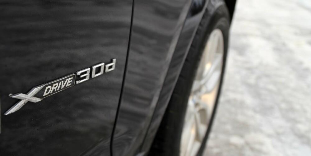 GOD KOMBINASJON: Selv med firehjulsdrift, stor bil og kraftig motor er det mulig å kjøre med forbruk ned mot 0,6 l/mil.
