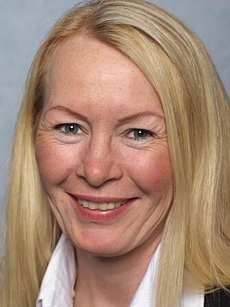 Nina Kristine Sorknes i avdeling for infeksjonsovervåkning ved Nasjonalt folkehelseinstitutt. FOTO: Nasjonalt folkehelseinstitutt