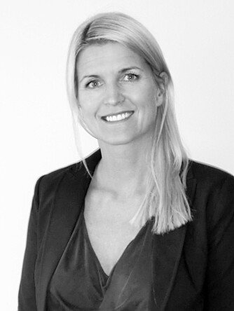 Markedssjef for Antibac AS, Ann Mari Østtorp. FOTO: Antibac