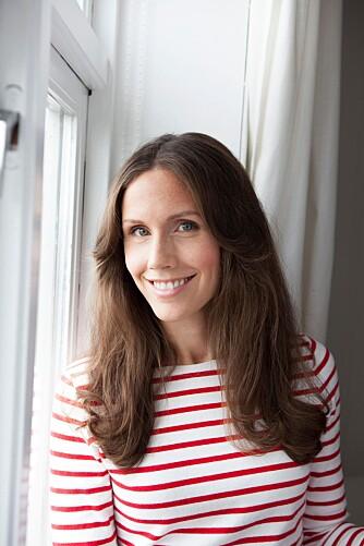 COME CLEAN: Livsstilsveileder, forfatter og blogger, Birgitte Magnussen. FOTO: Privat
