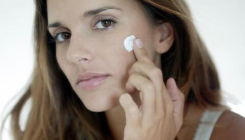 få fin hud i ansiktet