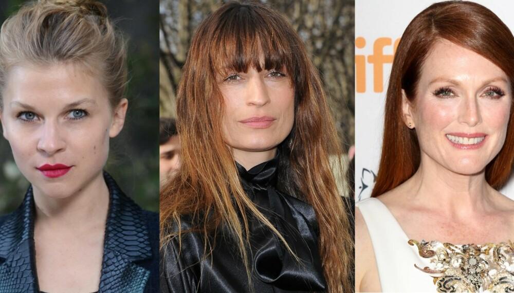 SMINKETRIKS: Makeupartistens avslører hva man bør gå for og unngå når man er i 30-, 40- og 50-åra.