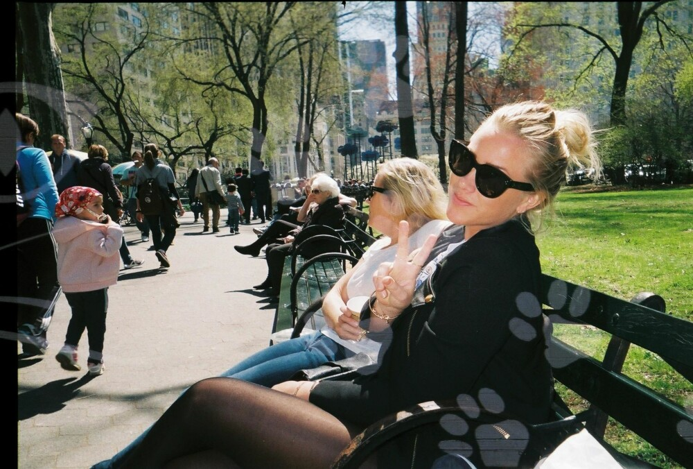 FLYTTET TIL NEW YORK: I oktober i fjor sluttet Thea Steen i jobben sin i Dagbladet og flyttet til New York.